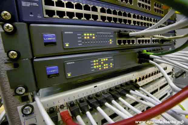 Интернет, оборудование