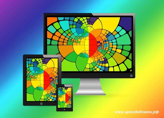 Телевизор, монитор, планшет, смартфон