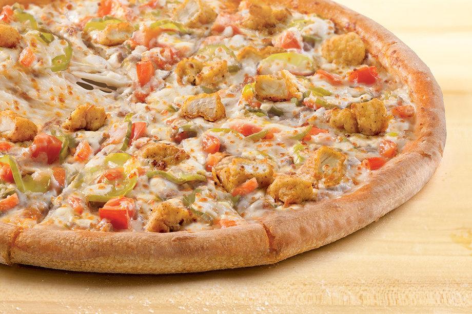 Пицца за полцены